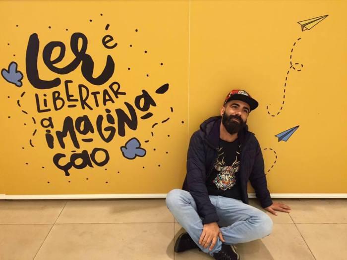 Sobre encantar e contar Histórias – Entrevista com EliandroRocha