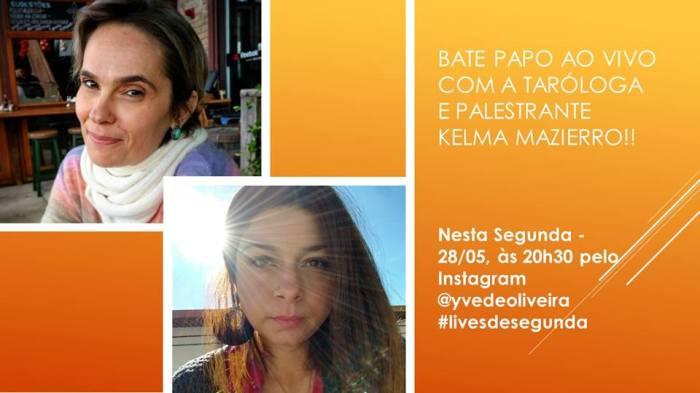 Kelma Maziero – Lives deSegunda