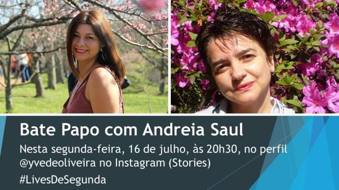 Andreia Saul – Lives deSegunda