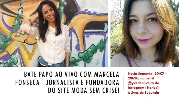Entrevista Marcela Fonseca – Lives deSegunda