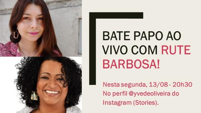 Entrevista com a presidente da Associação Rock Guarulhos Rute Barbosa –  Lives deSegunda