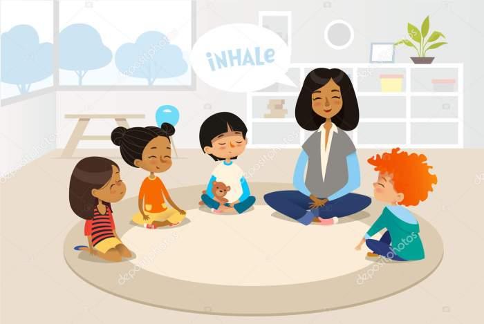 Porque ensino autoconhecimento  e meditação no ambienteescolar